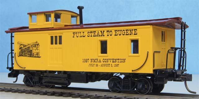 Full Steam to Eugene