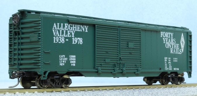 Pittsburgh Model Railroad Club Allegheny Valley Lines