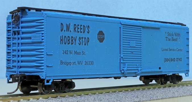 D.W. Reed's Hobby Stop
