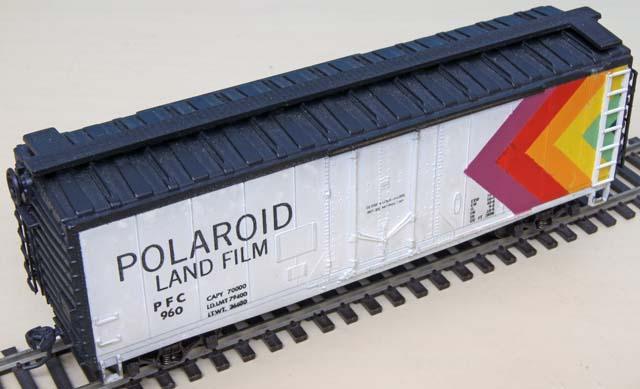 PFC 960, Polaroid Land Film