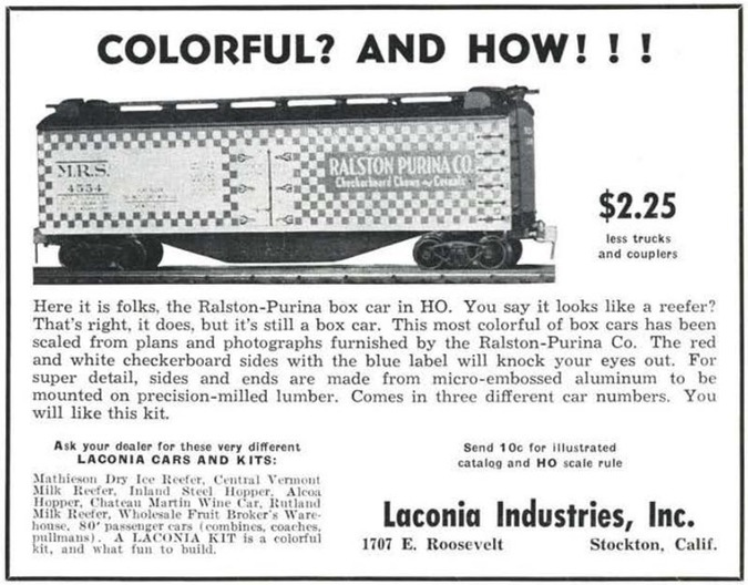 MR1953-03p35 Laconia Industries Ralston-Purina reefer