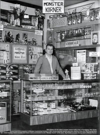 Richard H. Palmer Rich's Hobbytowne